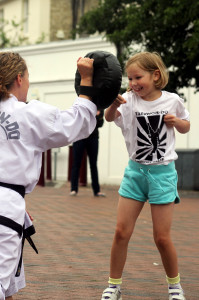 private self defence lessons