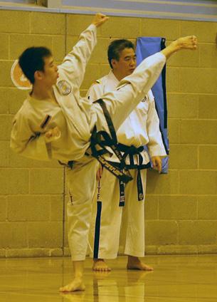 Vision Taekwondo - Tunbridge Wells Taekwon-Do